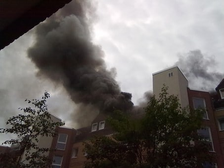Apartment Fire: 6 Steps To Make It Out Alive