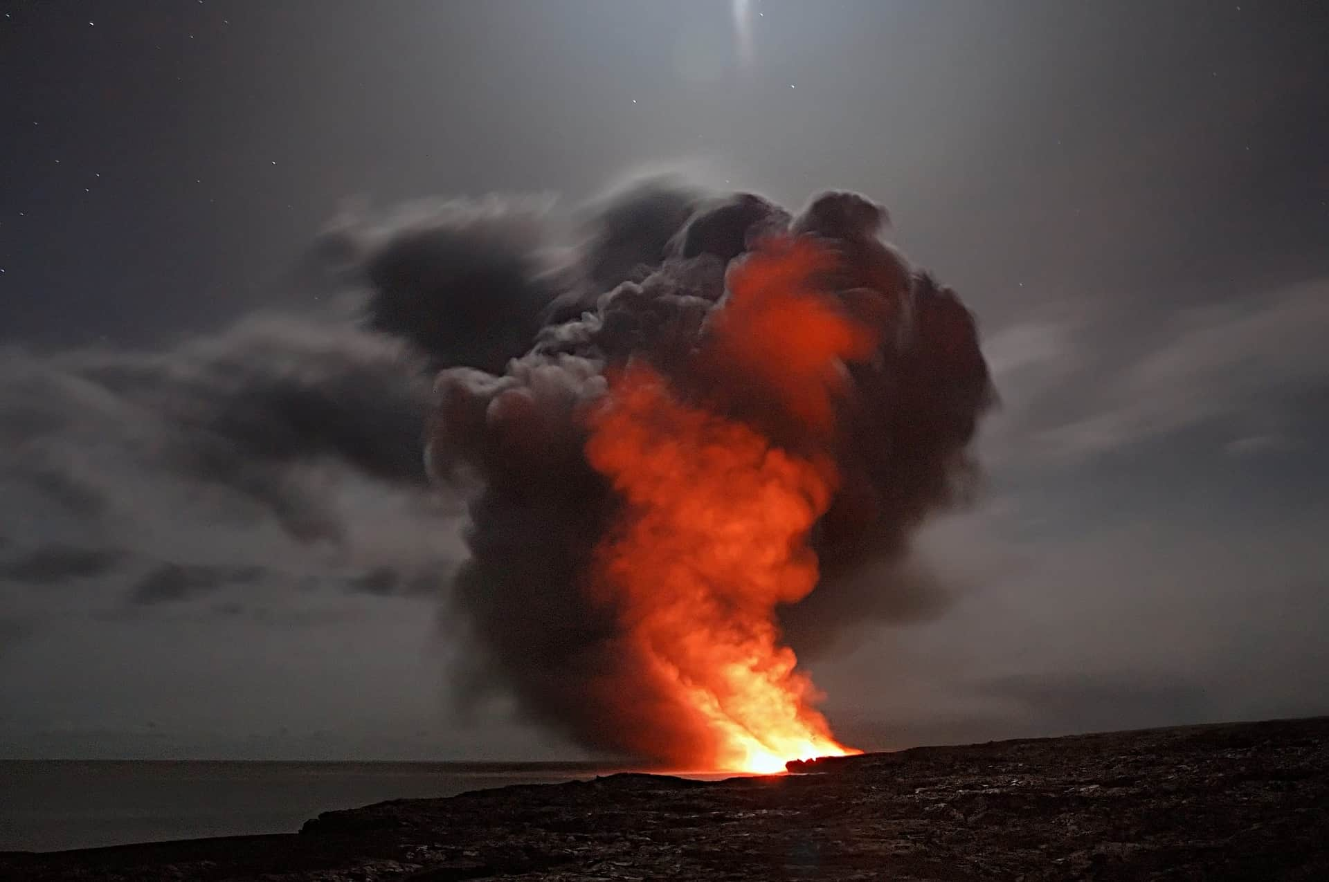 What Is Volcanic Eruptions?